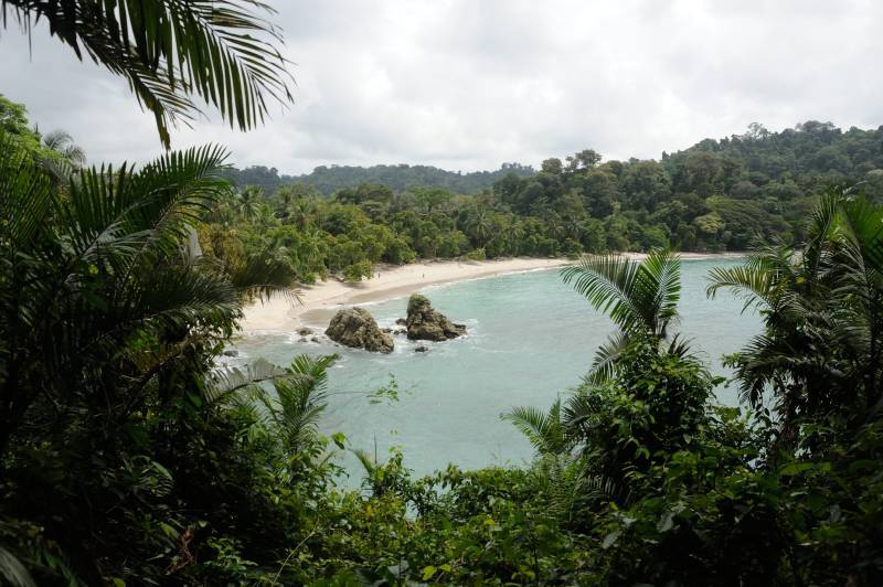 Manuel-Antonio-Nationalpark, 07.2011