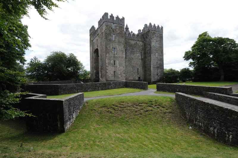 Bunratty Castle, 06.2009