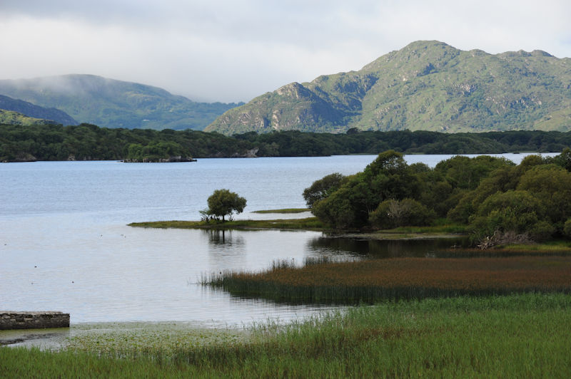 Lough Leane, Killarney, 07.2016