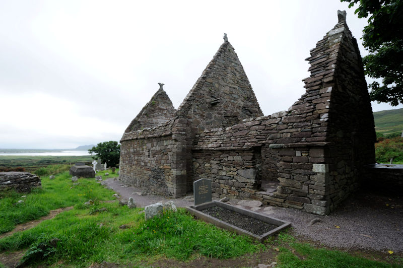 Kilmalkedar Church, 07.2016