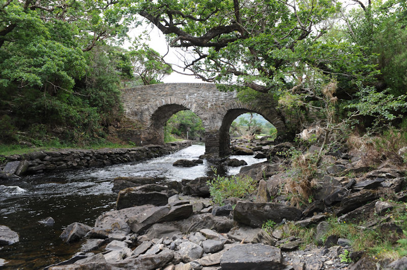Old Weir Bridge, Killarney, 07.2016