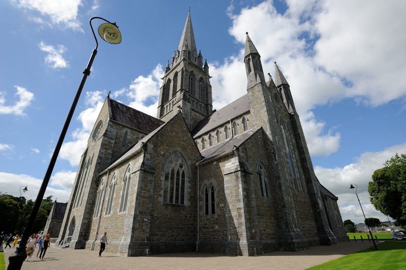 Saint Mary's Cathedral, Killarney, 07.2016