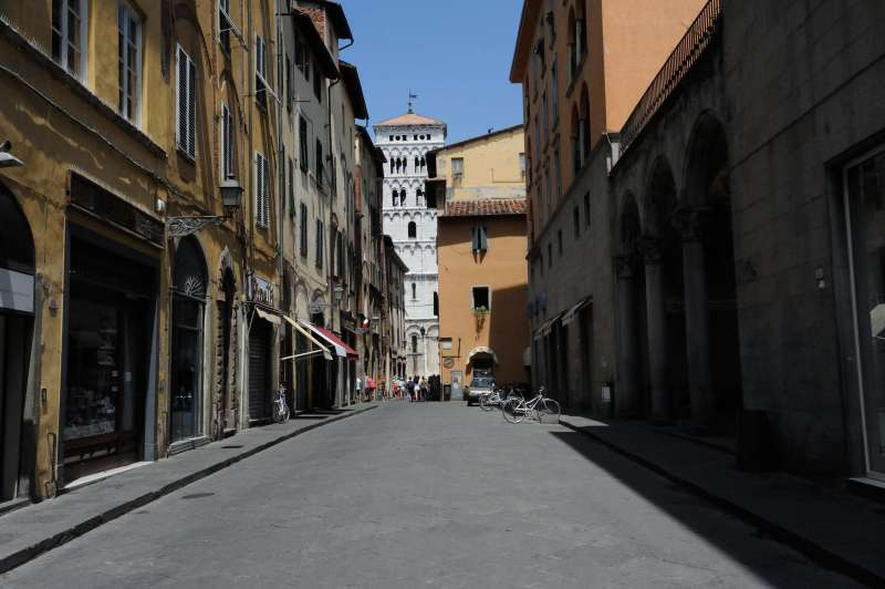 Lucca, 07.2012