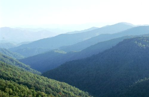 Great Smokey Mountains N.P. 09/2001