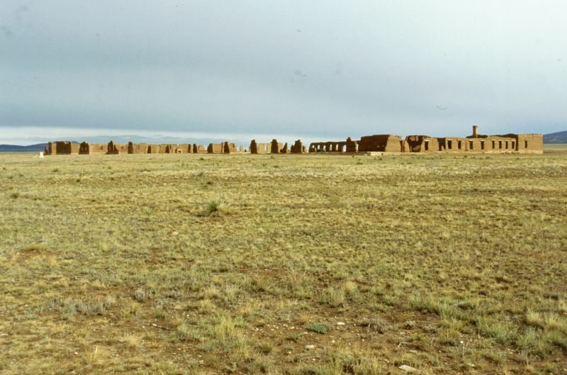 Fort Union N.M., 10/2003