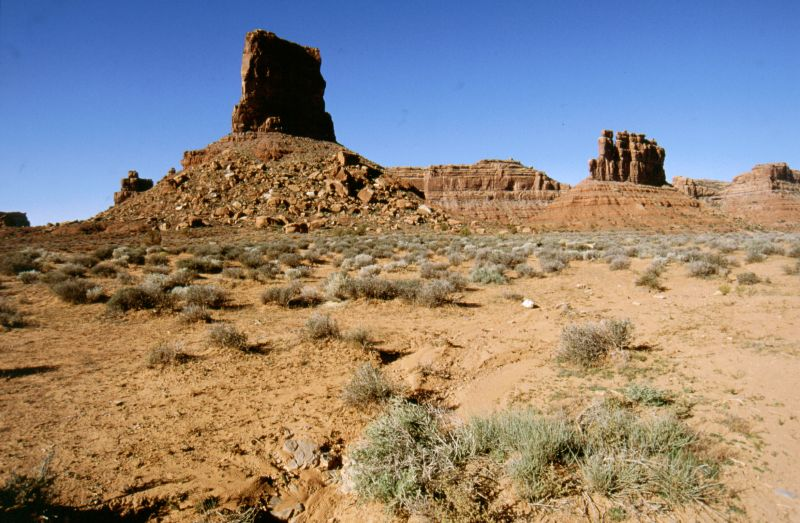 Valley of the Gods S.P., 10/2003
