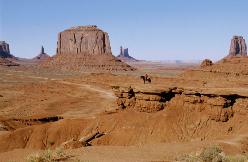 Monument Valley, 10/2003