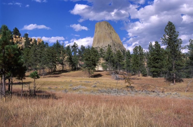 Devils Tower, 09/2007