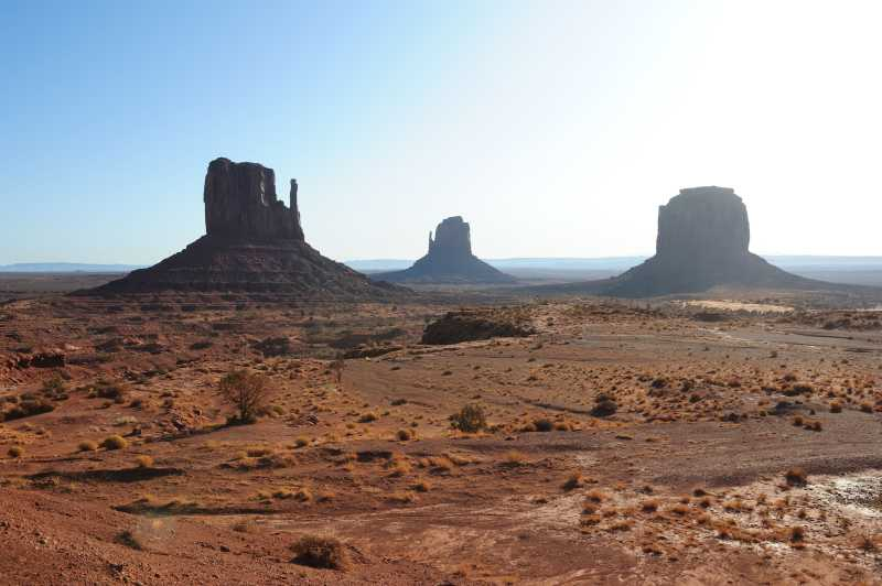 Monument Valley N.T.P., 10.2009