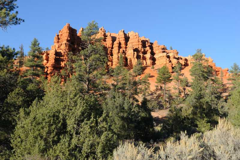 Red Canyon S.P., 10.2009