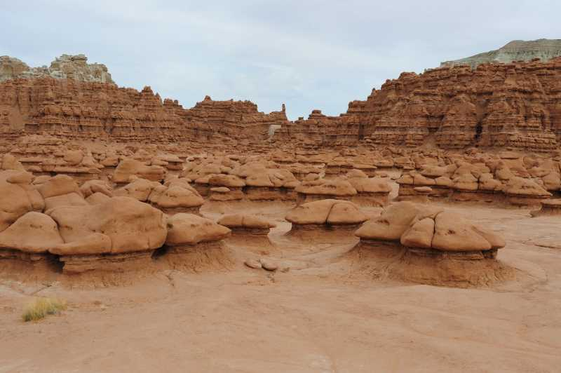 Goblin Valley S.P., 10.2009